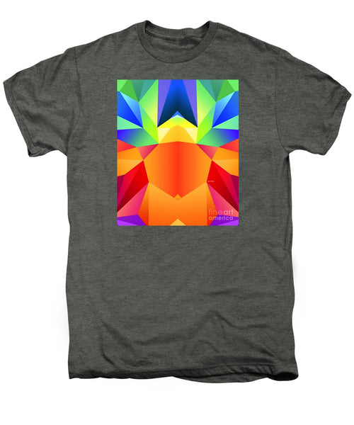Men's Premium T-Shirt - Mandala 9705