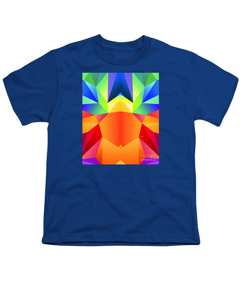 Youth T-Shirt - Mandala 9705