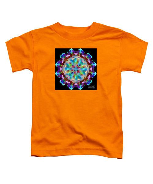 Toddler T-Shirt - Mandala 9725
