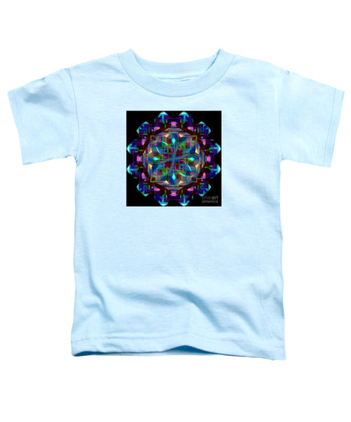 Toddler T-Shirt - Mandala 9735
