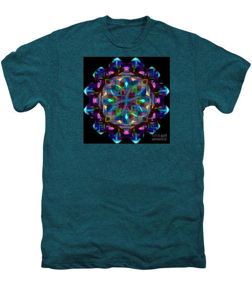 Men's Premium T-Shirt - Mandala 9735