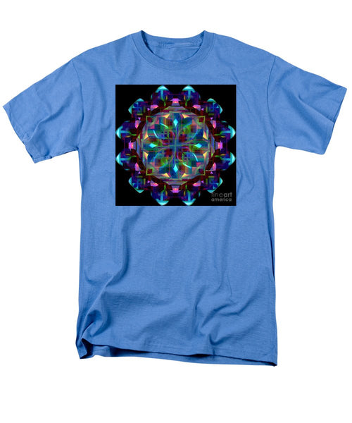 Men's T-Shirt  (Regular Fit) - Mandala 9735