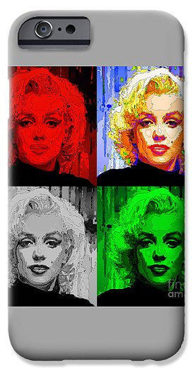 Art Print - Marilyn Monroe - Quad. Pop Art