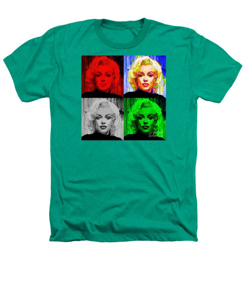 Heathers T-Shirt - Marilyn Monroe - Quad. Pop Art