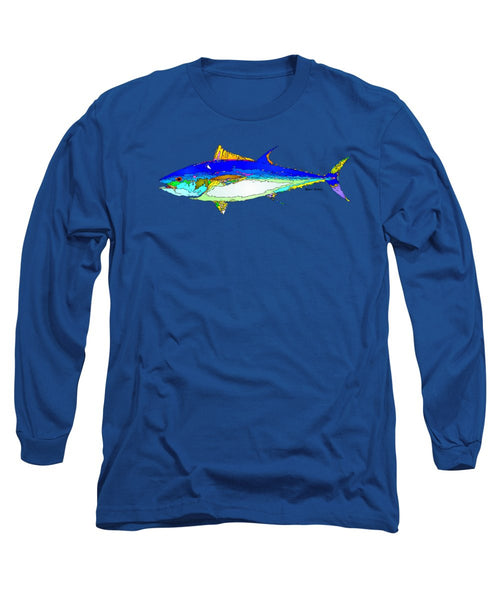 Long Sleeve T-Shirt - Marine Life