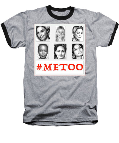 #metoo - Baseball T-Shirt