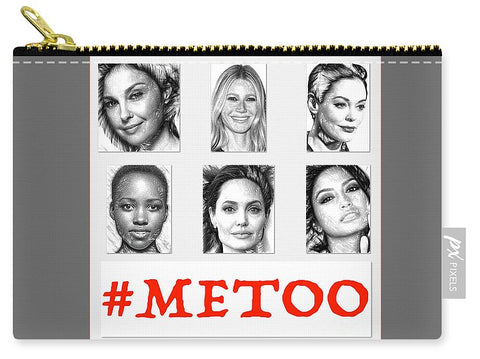 #metoo - Carry-All Pouch