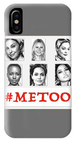 #metoo - Phone Case