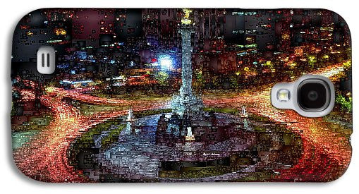 Phone Case - Mexico City D.f At Night