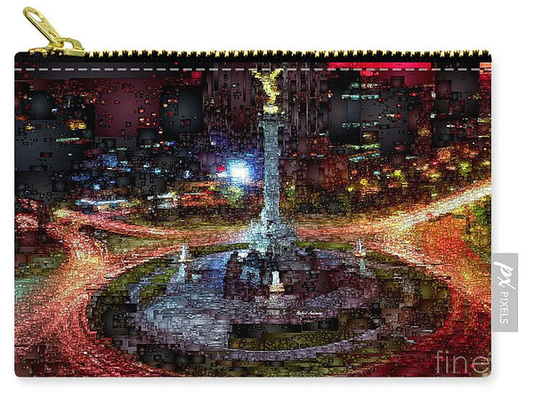 Carry-All Pouch - Mexico City D.f At Night