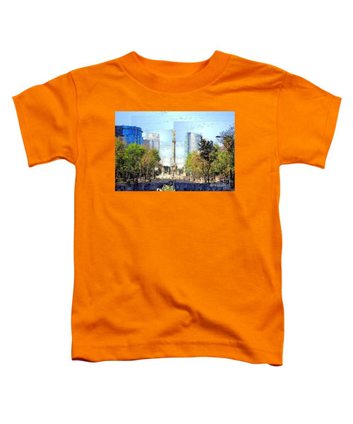 Toddler T-Shirt - Mexico City D.f