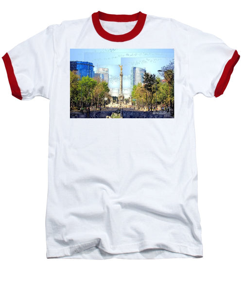 Baseball T-Shirt - Mexico City D.f