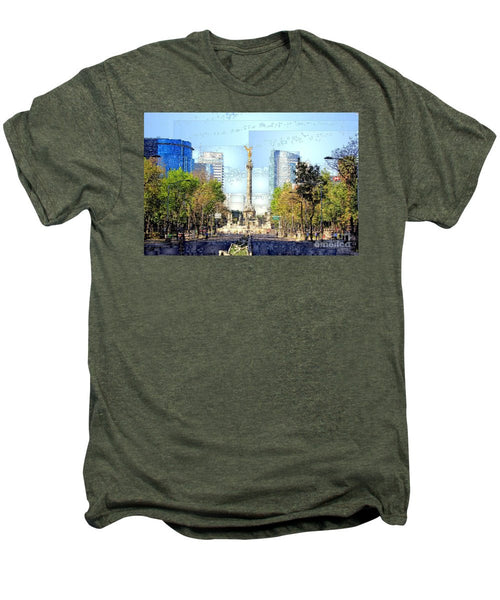 Men's Premium T-Shirt - Mexico City D.f