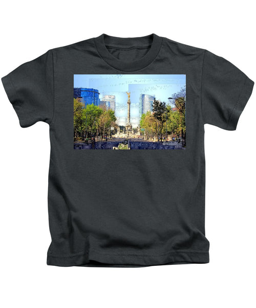 Kids T-Shirt - Mexico City D.f