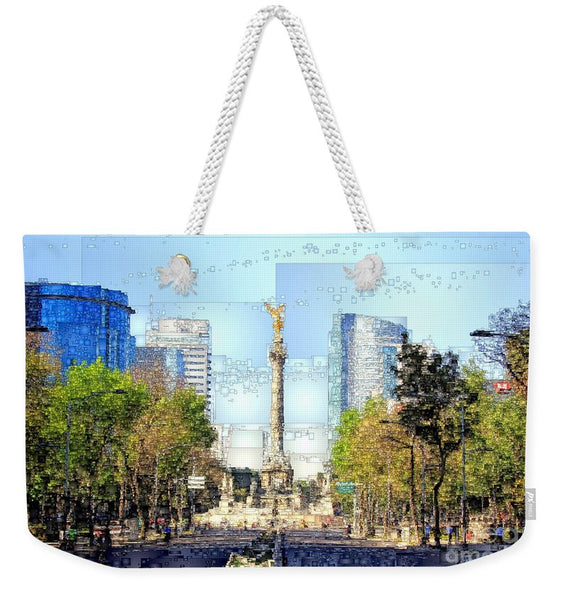 Weekender Tote Bag - Mexico City D.f