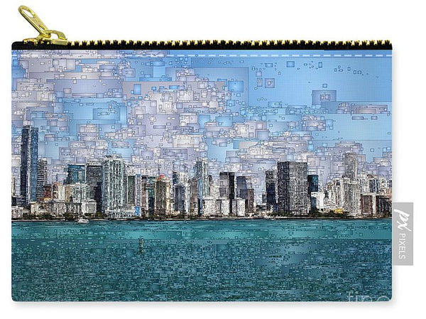 Carry-All Pouch - Miami, Florida