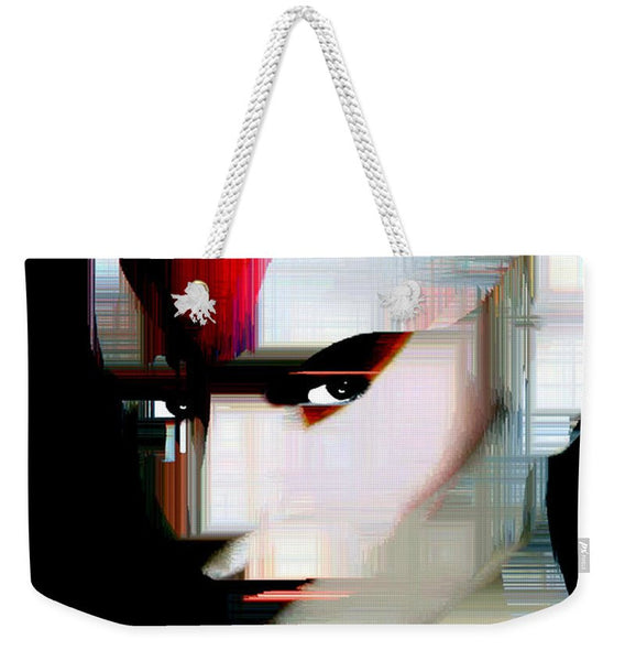 Weekender Tote Bag - Millennial Pop Art
