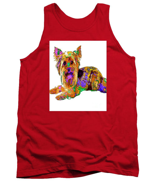Tank Top - Minnie We Miss You. Pet Series