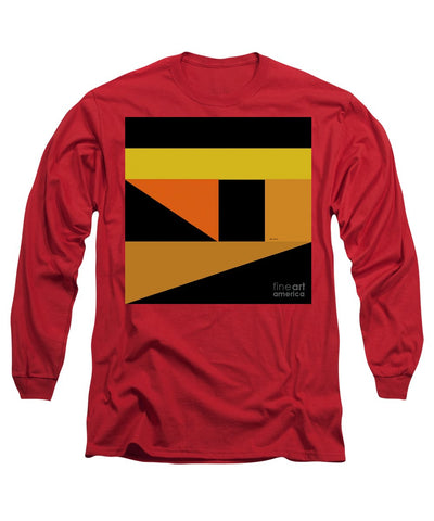 Modern Space - Long Sleeve T-Shirt