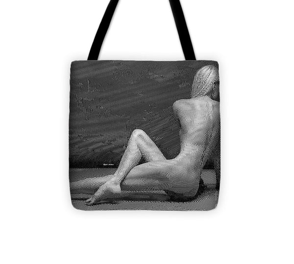 Tote Bag - Morning Stretch 2