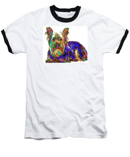 Baseball T-Shirt - Muffin. Pet Series