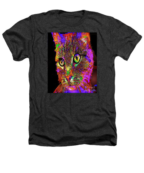 Heathers T-Shirt - Muffin The Cat. Pet Series
