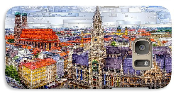 Phone Case - Munich Cityscape