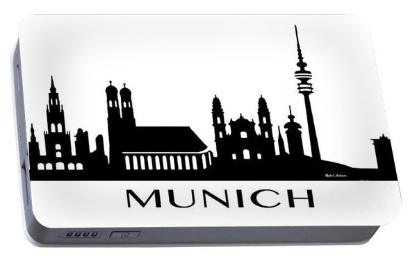 Portable Battery Charger - Munich