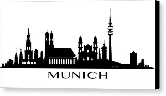 Canvas Print - Munich