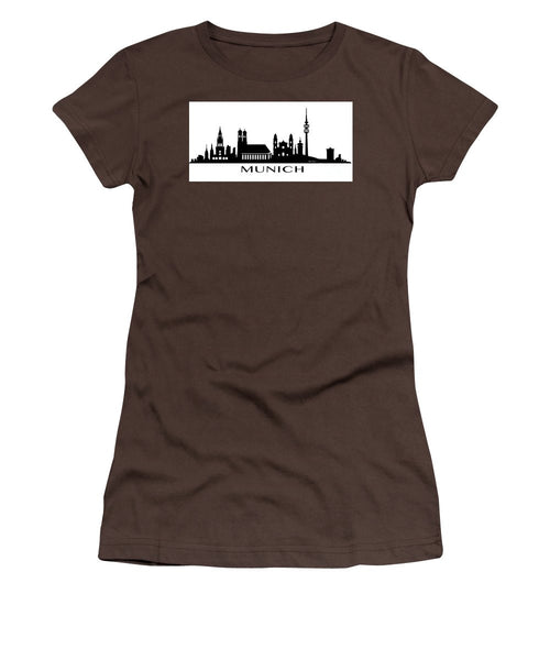 Women's T-Shirt (Junior Cut) - Munich