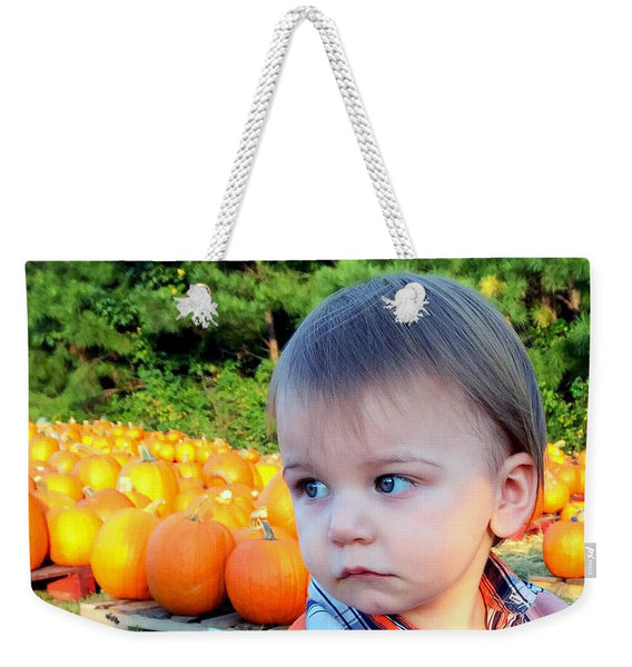Weekender Tote Bag - My Favorite Time Of The Year