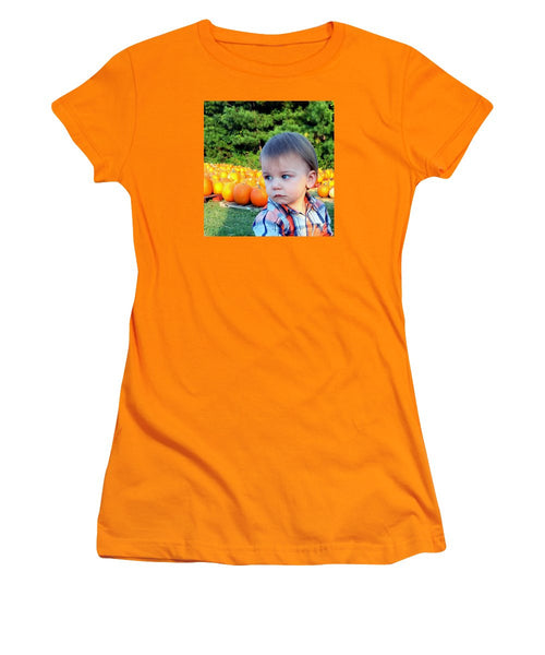 Women's T-Shirt (Junior Cut) - My Favorite Time Of The Year