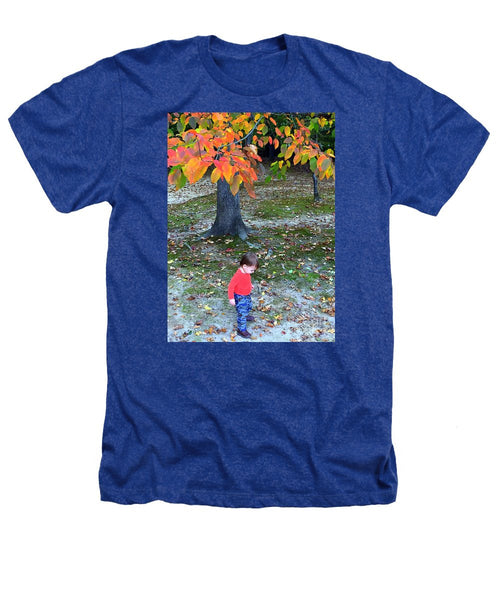 Heathers T-Shirt - My First Walk In The Woods