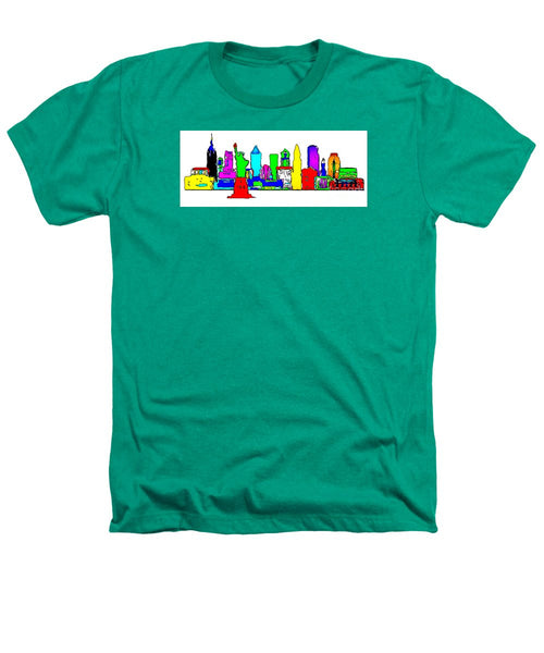 Heathers T-Shirt - New York City - Pop Art
