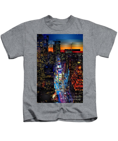 Kids T-Shirt - New York City - Times Square