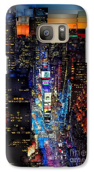 Phone Case - New York City - Times Square