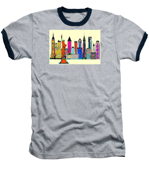 Baseball T-Shirt - New York - The Big City