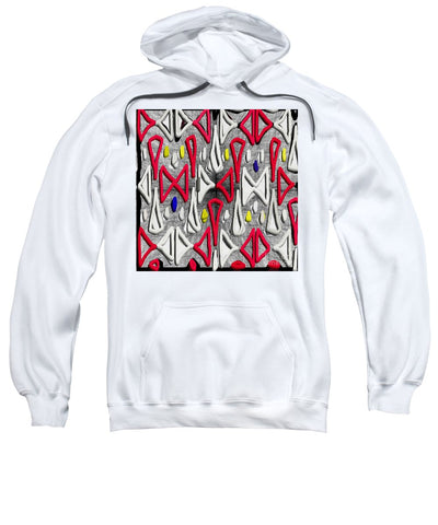 Painted Abstraction - Sweatshirt