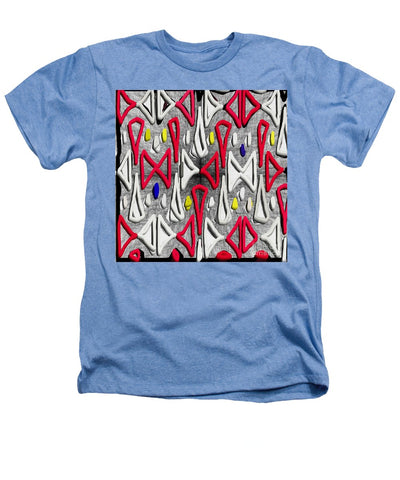 Painted Abstraction - Heathers T-Shirt
