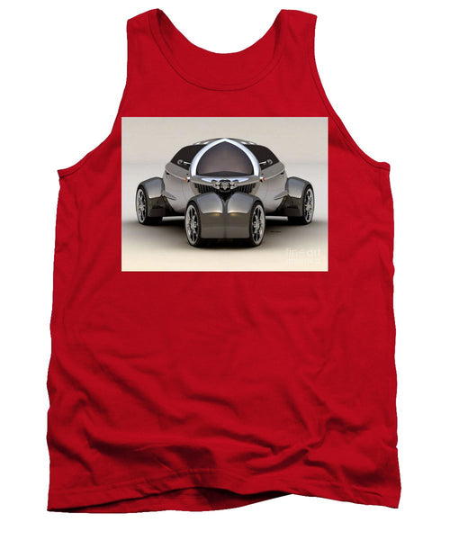 Tank Top - Platinum Car 010