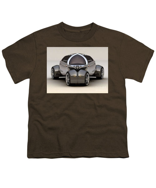 Youth T-Shirt - Platinum Car 010