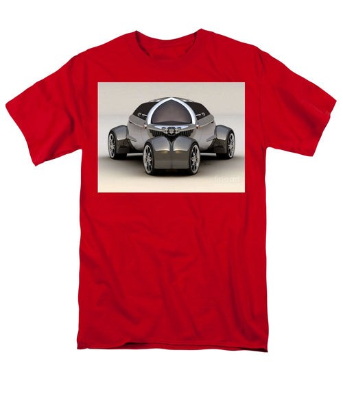 Men's T-Shirt  (Regular Fit) - Platinum Car 010