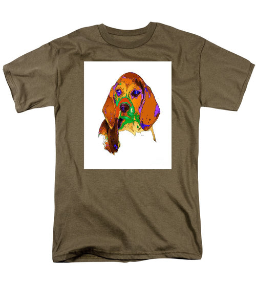 Men's T-Shirt  (Regular Fit) - Pookie. Pet Series