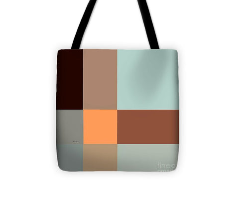 Projection And Perception - Tote Bag