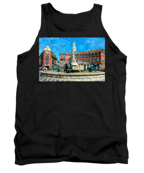 Tank Top - Promenade Of The English, Nice France