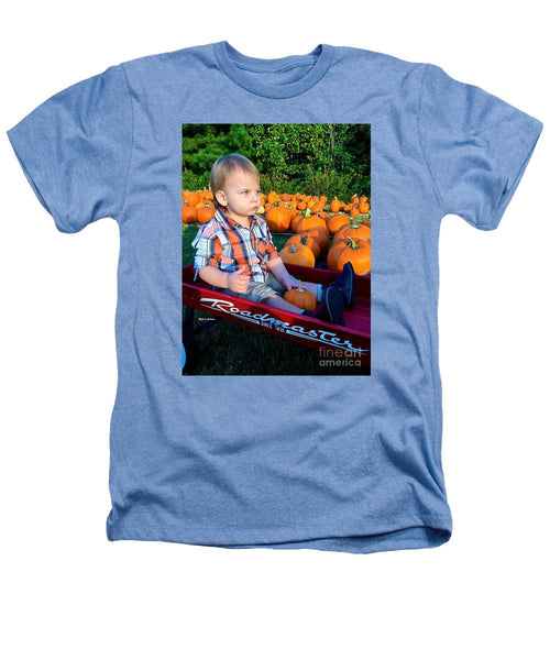 Heathers T-Shirt - Pumpkin Patch Hay Ride
