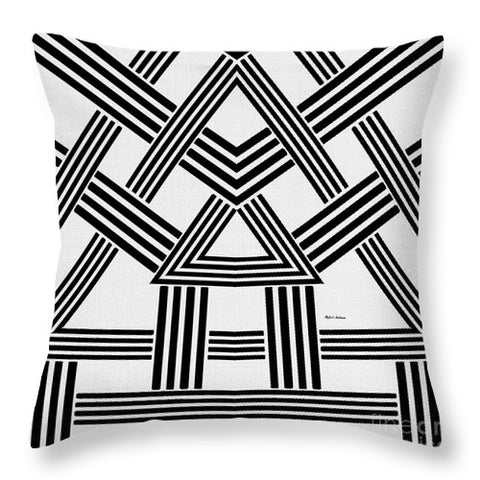Rafters - Throw Pillow