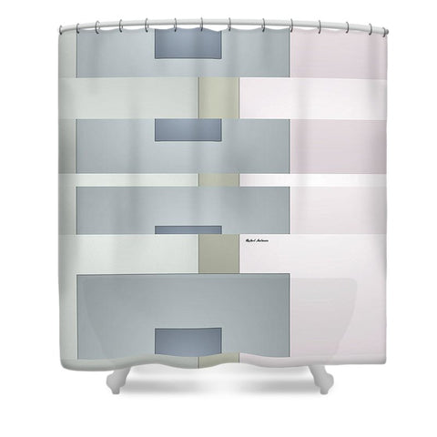 Shower Curtain - Reaching New Heights