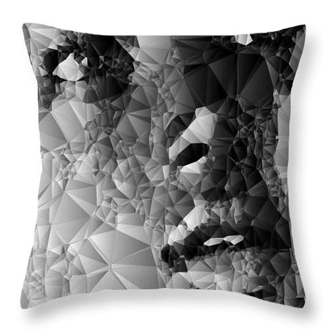 Reality Of Hope - Throw Pillow