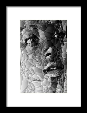 Reality Of Hope - Framed Print